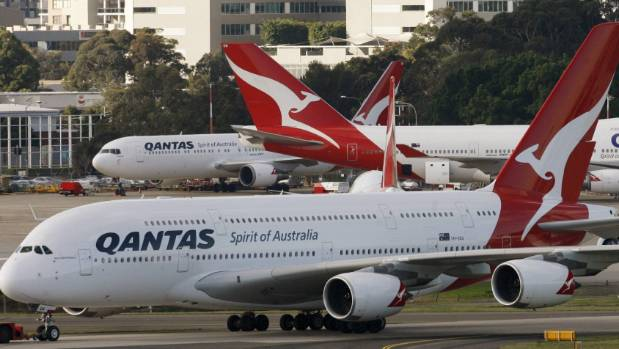 Qantas re-routes Sydney-London flights via Singapore