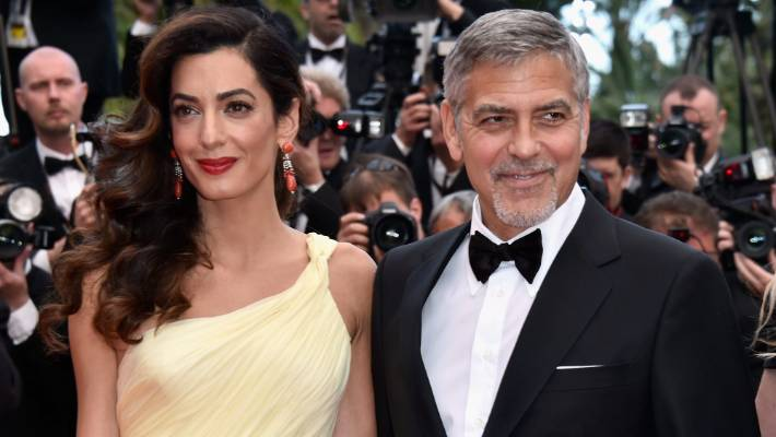 Celebrity Fashion: These days the star power is about equal between Amal and George Clooney.