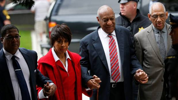 Bill Cosby's defence attack accuser's credibility in cross-examination at trial