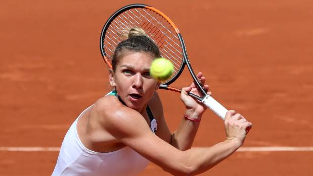 Simona Halep defeats Karolina Pliskova in French Open semifinals