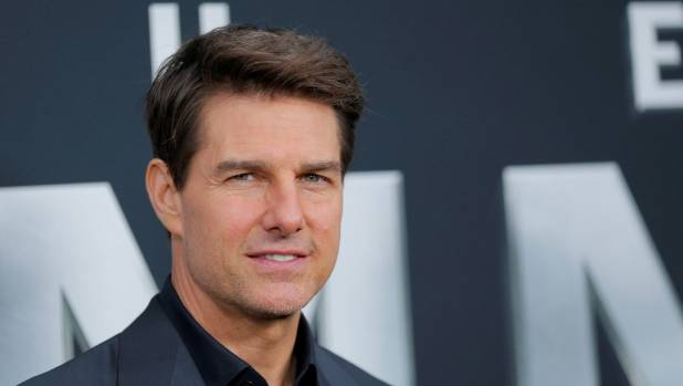 Actor Tom Cruise did not appear on Barnett's radio show.