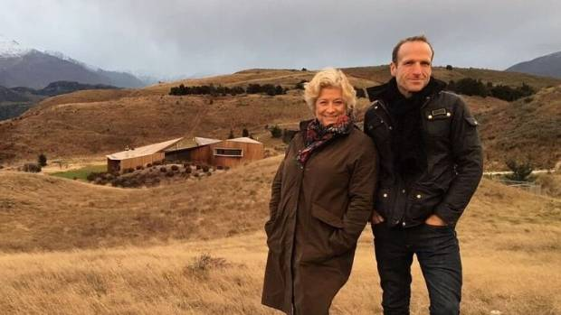 Actress Caroline Quentin and architect Piers Taylor present The World's Most Extraordinary Homes.