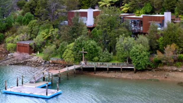 This Marlborough Sounds property appears in an episode of The World's Most Extraordinary Homes.