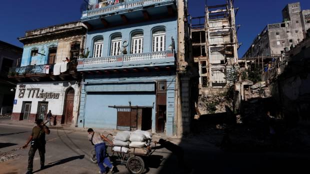 Despite fears Trump may hurt tourism boom, Havana continues to progress.