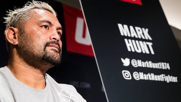 UFC: Mark Hunt's win caps big day for Kiwi fighters