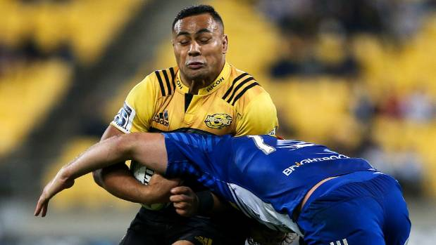 Chiefs beat Hurricanes 17-14 in Super Rugby