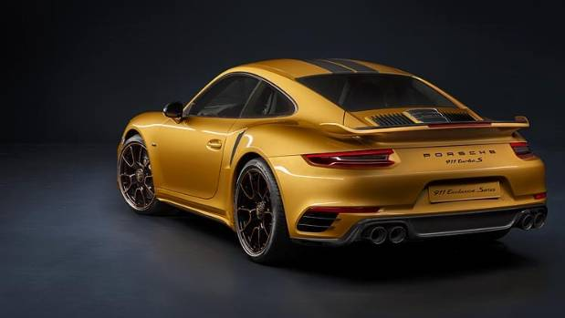 The brand has created a limited-edition run of cars to showcase its abilities. Porsche will build 500 examples of the ...