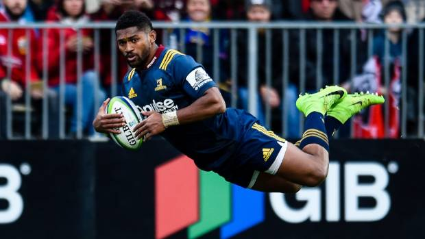 Highlanders win thriller in Dunedin