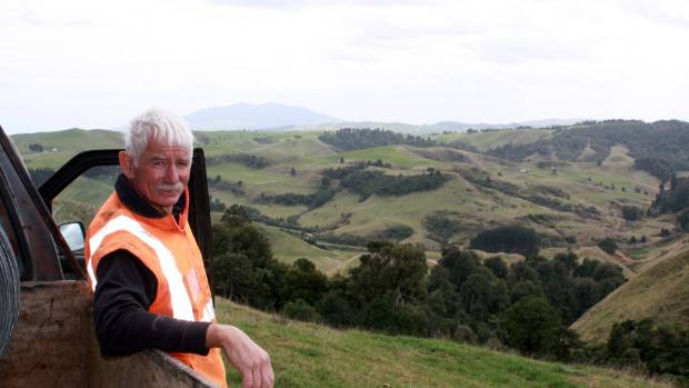Steve Borland's deer farm in western Waikato has won the Elworthy Award for environmental management.