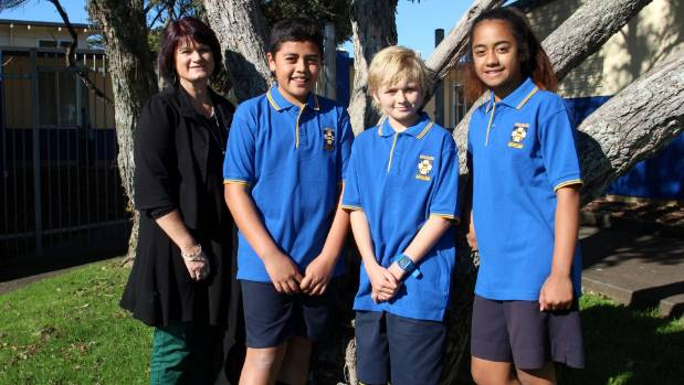west auckland school goes back to 'all things bruce' | stuff.co.nz
