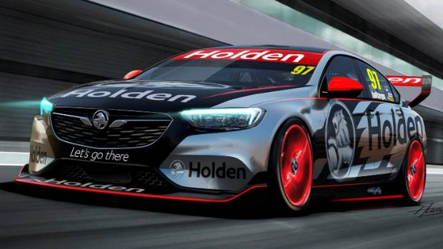 Holden Commodore to get a V8!