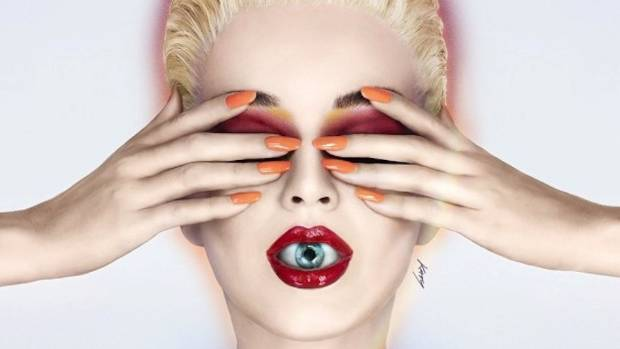Katy Perry's Witness is available now.
