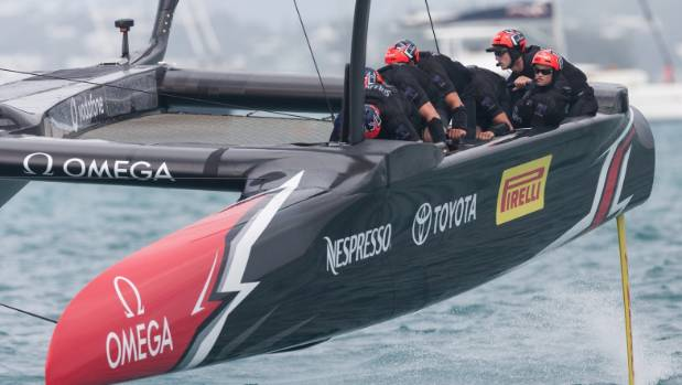 America's Cup postponed due to high wind