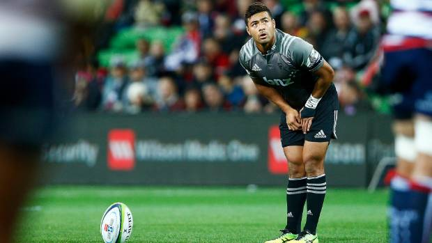 All Blacks name bolters in squad to face Lions