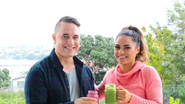 Jay and Sarah come to the capital for the first time with a Te Papa cooking demo.