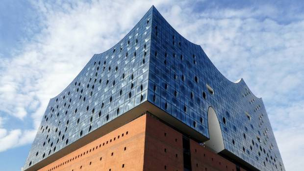 The Elbphilharmonie (or Elphi) is one of the largest and most acoustically advanced convert halls in the world.