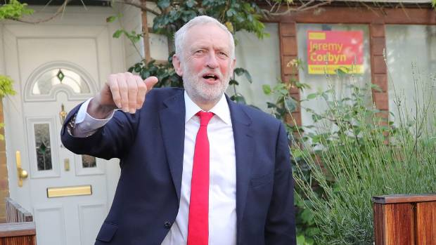 UK  Labour leader Jeremy Corbyn made up considerable ground against the Conservatives, but not enough to force a change ...