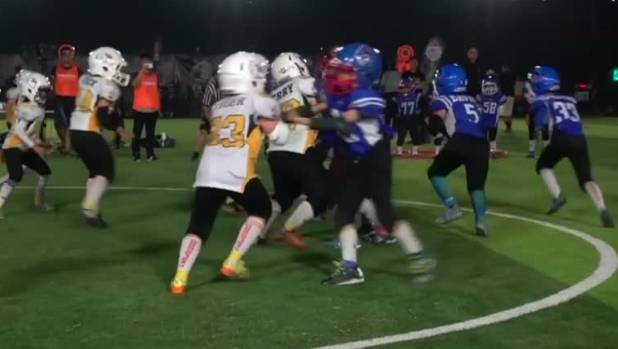 Young Tackle Football,Early Cognitive Problems