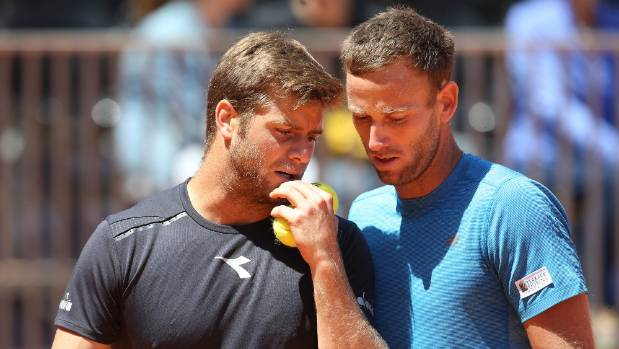 French Open 2017: Ryan Harrison and Michael Venus take Grand Slam title