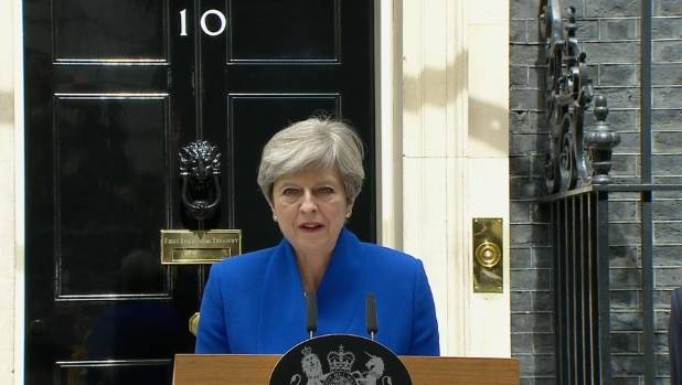 Theresa May's career appears to be in tatters after failing to win a majority in the UK elections.