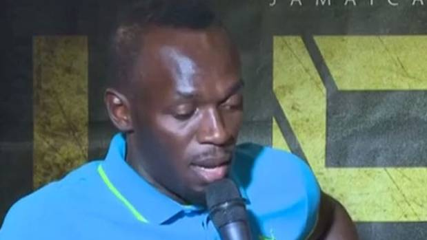 Usain Bolt Says Breaking Records Not a Priority