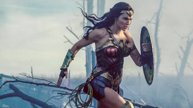 """Joss Whedon has described the newly released Wonder Woman as """"amazing""""."""