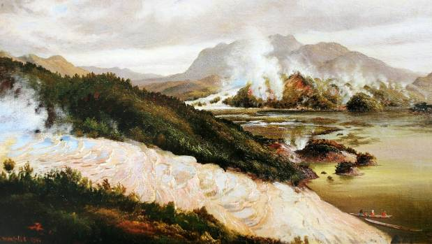 On the 131st anniversary of the Mt Tarawera eruption, new research claims to have found the lost Pink and White Terraces.