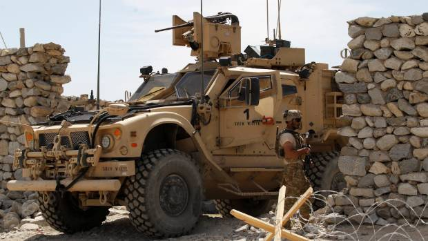 US soldiers killed, 2 wounded in Taliban-claimed attack by Afghan soldier