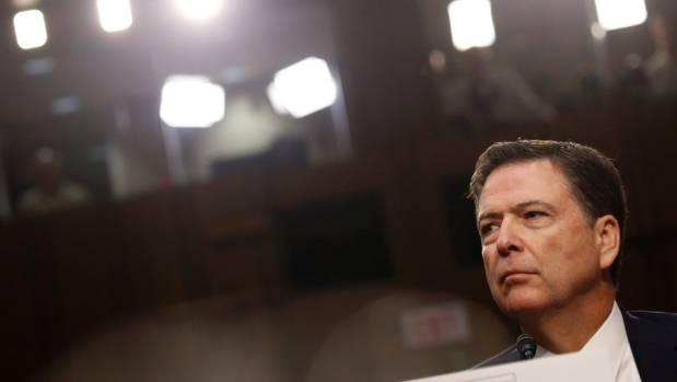 Congressional Investigators Seek Tapes, Notes On Trump-Comey Conversations