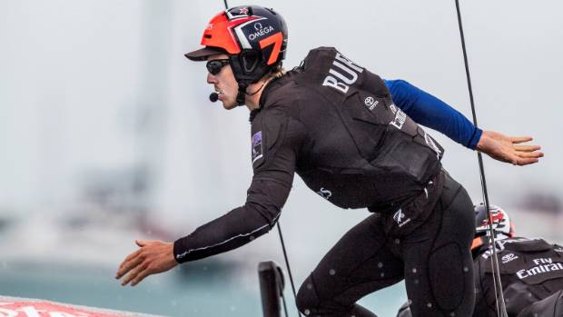 Kiwis reach match point in America's Cup challenger finals