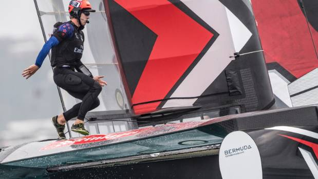 America's Cup: New Zealand extend lead over Sweden in challenger final