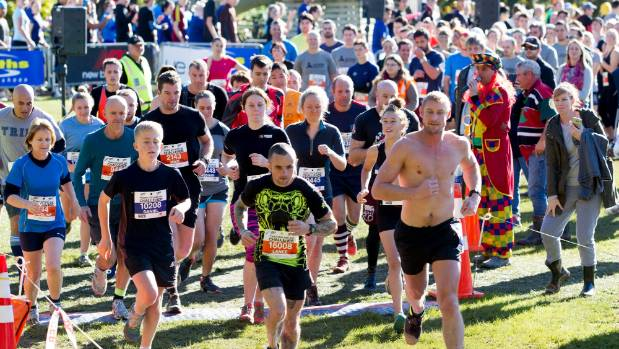 About 1200 competitors all up lined up for the Tough Guy and Gal challenge in Ngaruawahia on either Saturday or Sunday. ...