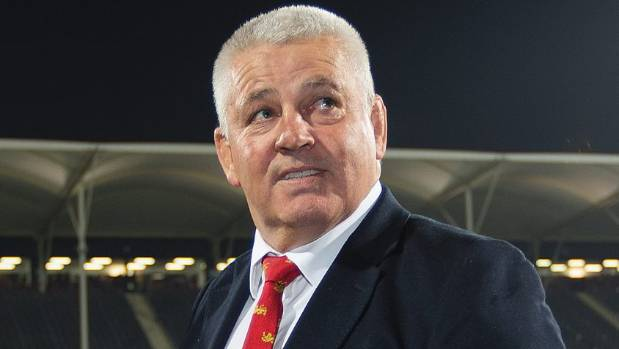 Former All Blacks coach John Hart is a firm believer Warren Gatland (pictured) has known his likely test lineup from the ...