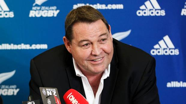McLeod to replace Smith on All Blacks coaching staff