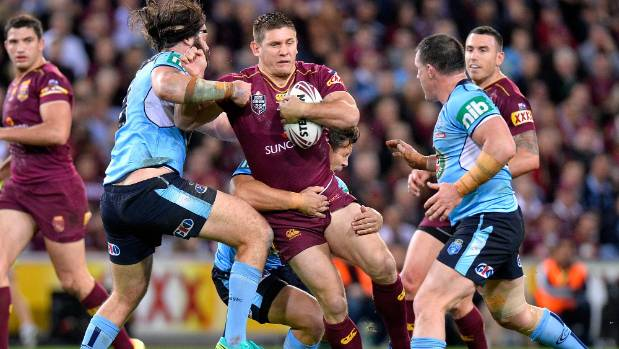 Qld Maroons name team for 2017 State of Origin 2