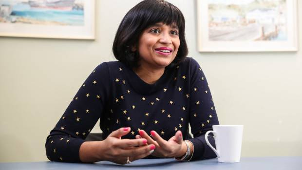 Nalini Singh talks to her readers in Nelson ahead of her latest book release.