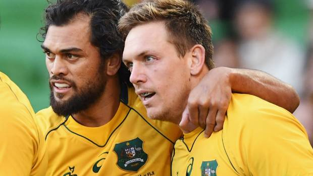 Folau, Speight shine as Wallabies beat Fiji in Melbourne