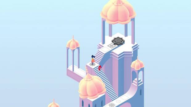 Monument Valley 2 is currently available exclusively for Apple devices.