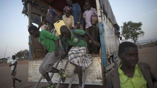 The continued flow of refugees from South Sudan, is putting pressure on the many humanitarian partners, and their ...