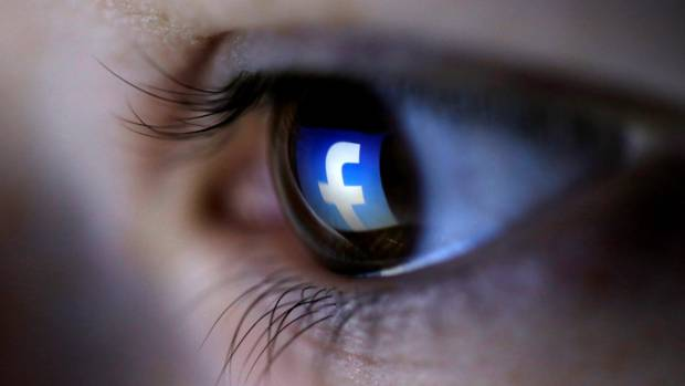 Facebook has said a priority for this year is offering people information they don't know they were interested in.