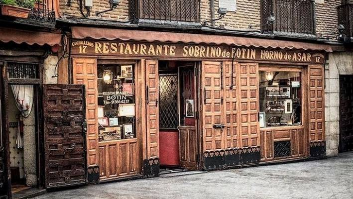 Here S What It S Like To Eat At The Oldest Restaurant In The