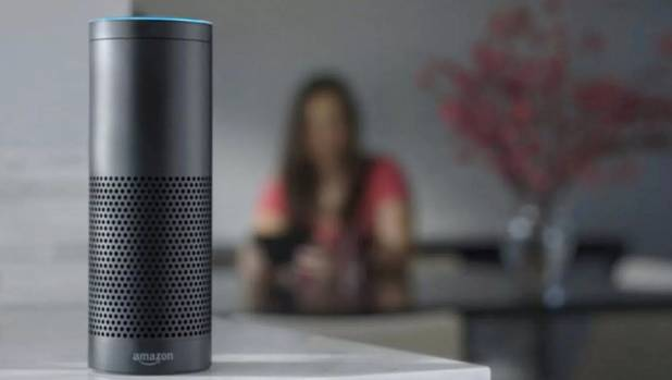 The Amazon Echo device was released two years ago but still isn't on sale in New Zealand.