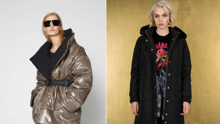 How to wear a puffer jacket the fashion way