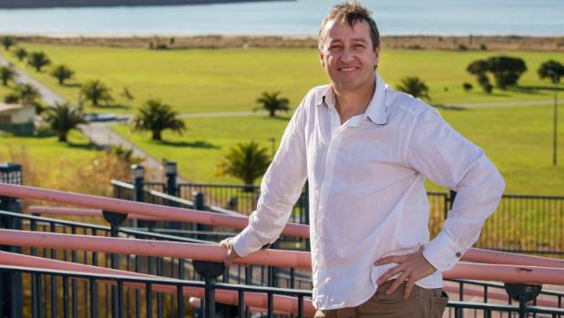 """Timaru District Council candidate Owen """"OJ"""" Jackson wants ECan's reserves to be spent."""