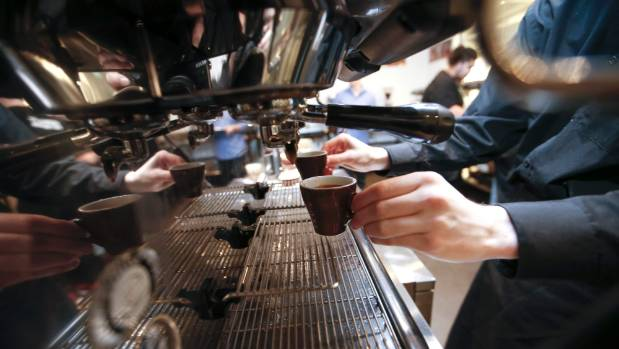 Judge Alex Hewitt says Wellington's coffee culture is strong due to the use of high quality product and competition ...