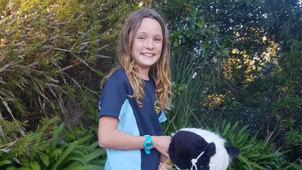 Waiheke High School student Emma Wilton, 11, has heard from adults who want to join in the fun too.
