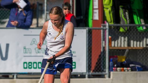 Jenna-Rae McIntyre is leading the women's scoring charts with 10 goals.