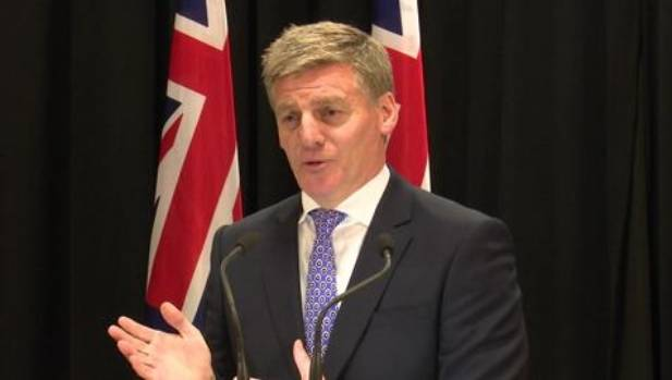 Bill English says Todd Barclay offered to play him tape