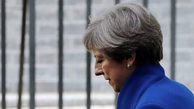 Theresa May remains as United Kingdom  prime minister