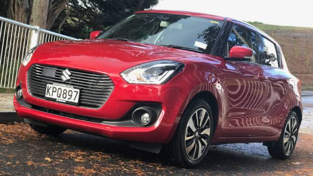 Styling is a lot more striking than previous generations. But it still couldn't be anything other than a Swift.